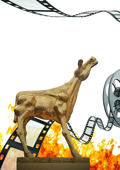 Movie Poster, Film, Golden Calf, He Has, Film Editing