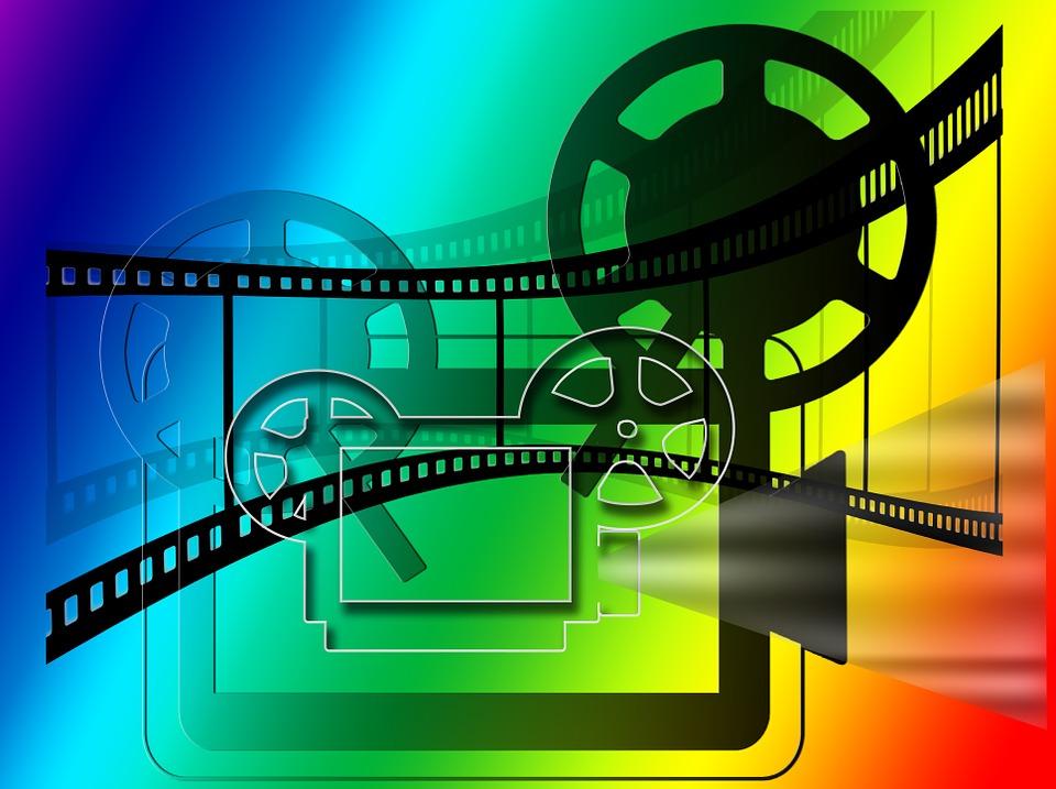 Film, Projector, Movie Projector, Cinema, Demonstration