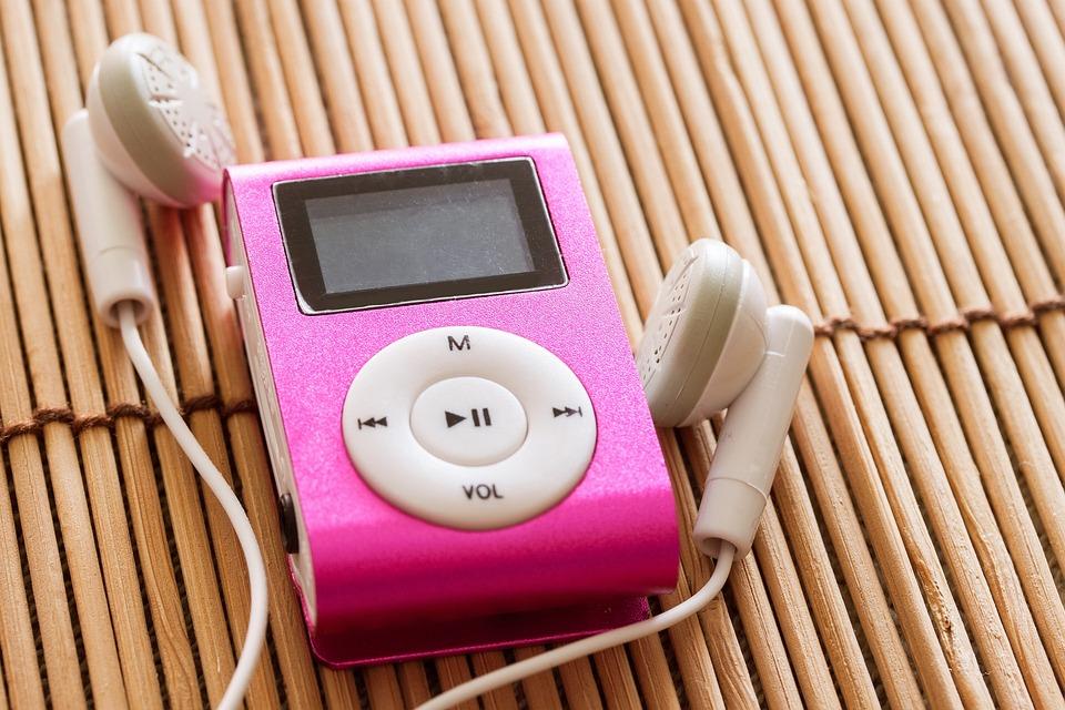 Mp3, Music, Headphones, Sound, Dance, Entertainment