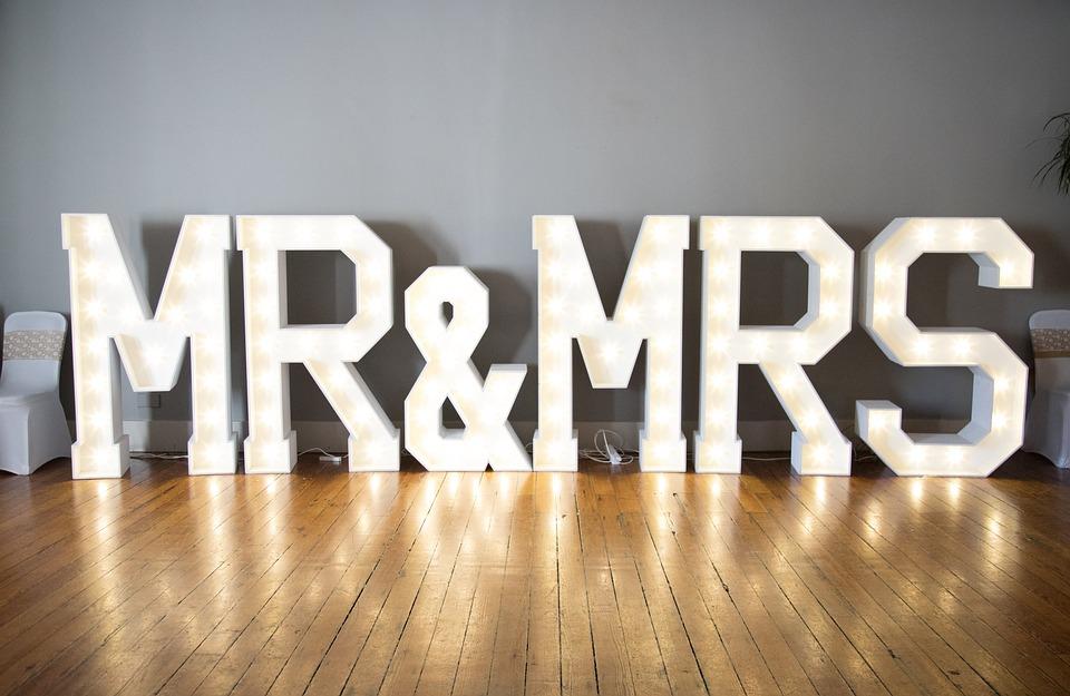 Wedding Reception, Wedding, Mr Mrs, Mr And Mrs