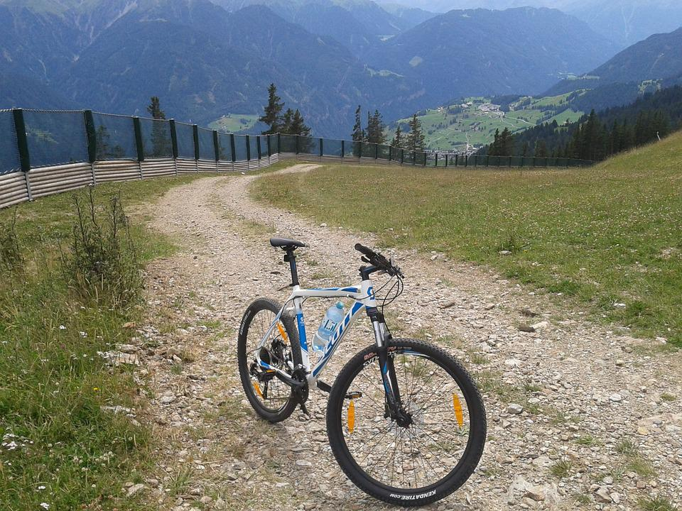 Mountain Bike, Mtb, Transalp, Bicycle