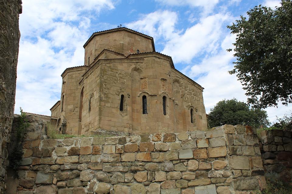 Temples, Mtskheta, Gori