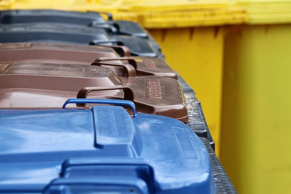 Mülltonnen, The Garbage Container, Garbage Disposal