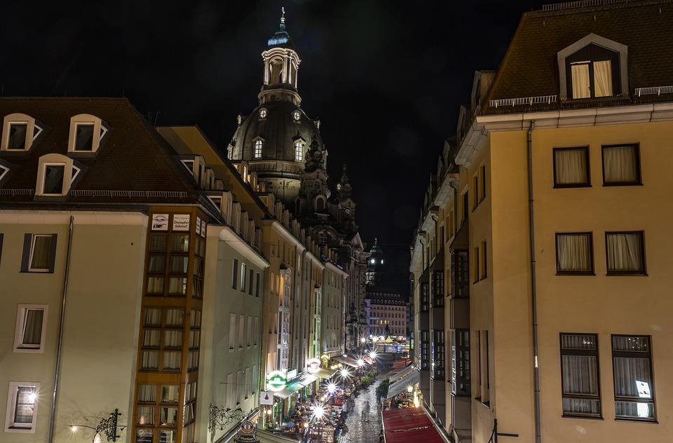 Dresden, Münsegassestraße, Mrs Cherry