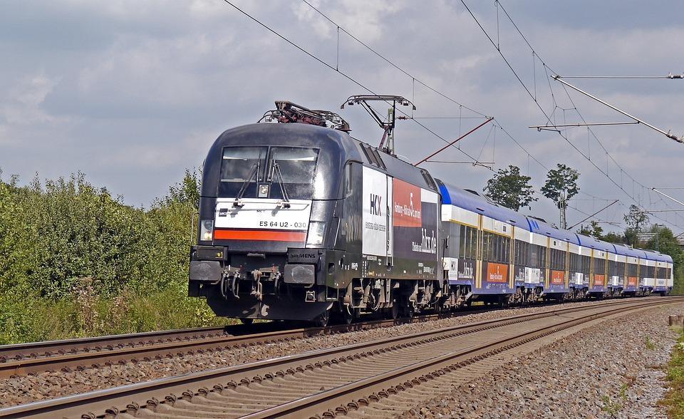 Hamburg-köln-express, Hkx, Transit, Münsterland