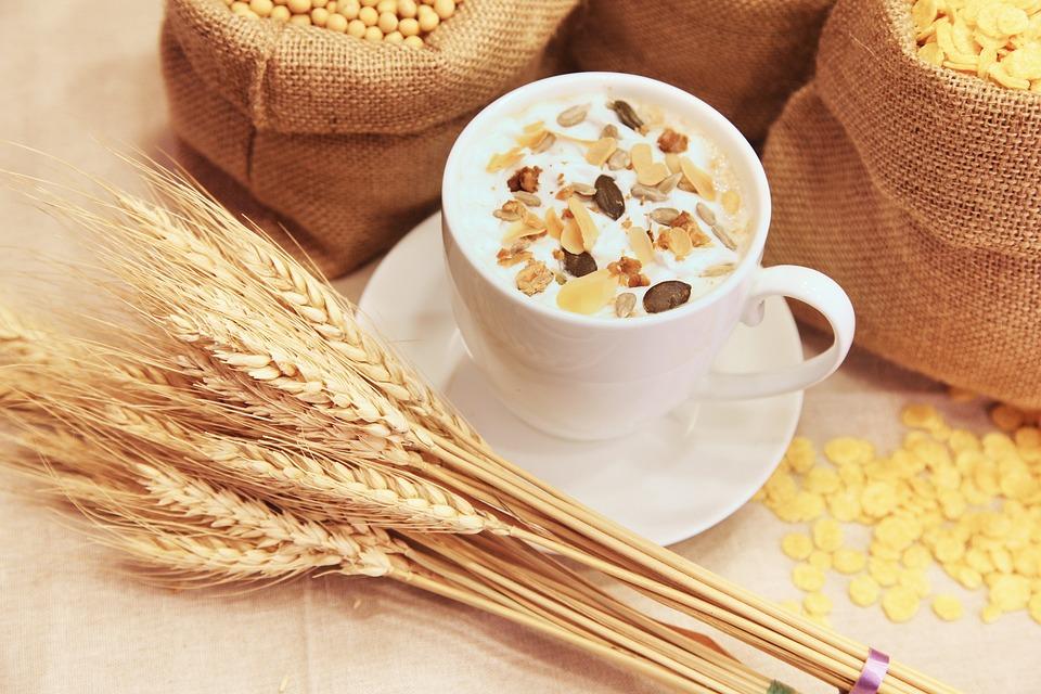 Cereals, Cup, Muesli, Mug, Cup Of Muesli, Wheat, Grains