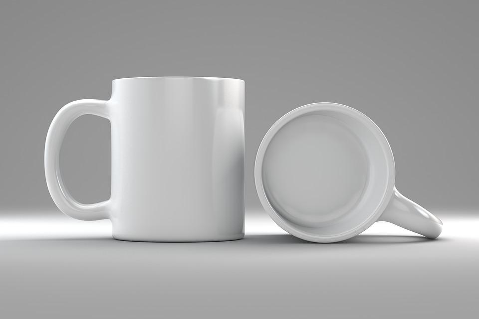 Mug, Mug Mockup, Mockup, 3d, Coffee, Drink, Beverage