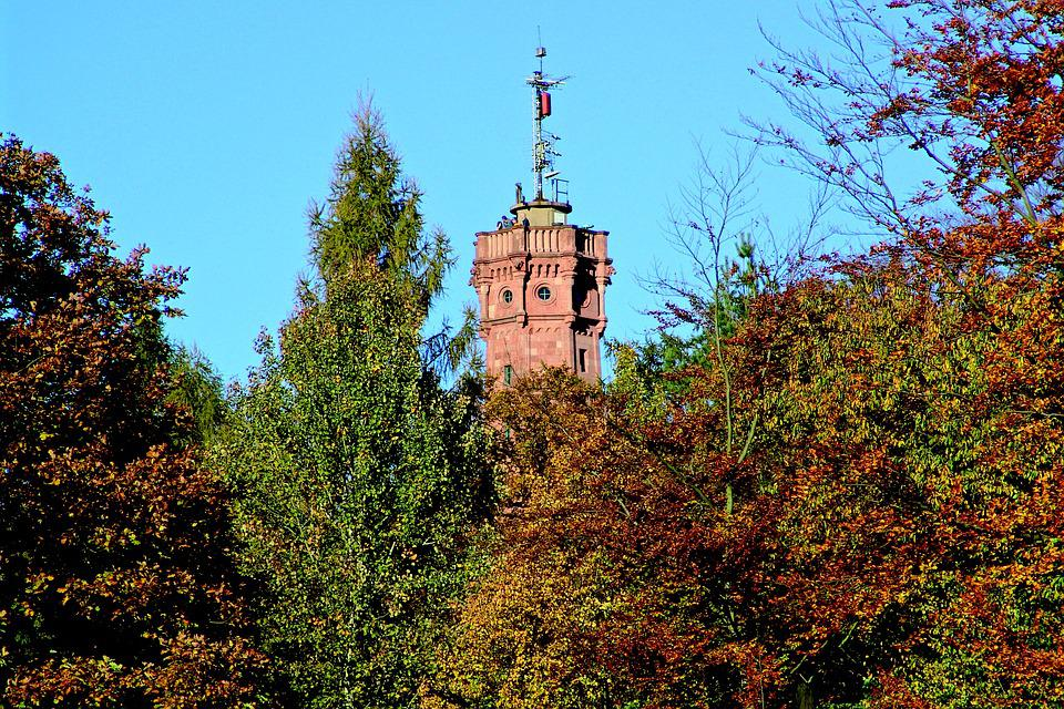 Rochlitzer Berg, Observation Tower, Mulde, Porphyry