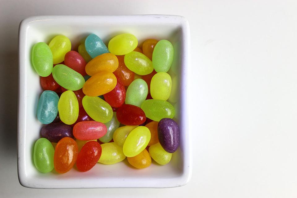 Free photo Multi-color Sweets Color Jelly Beans Food Candy - Max Pixel