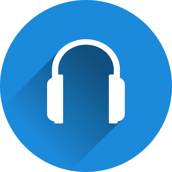 Headphones, Headset, Music, Multimedia, Mp3, Sound