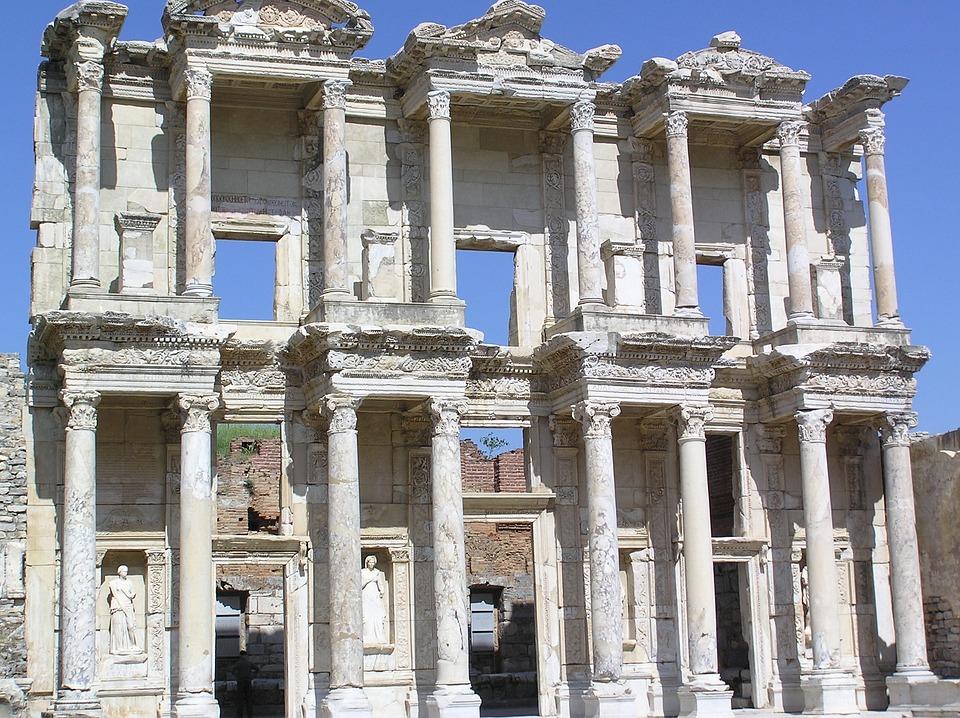 Ephesus, Arches, Multiple