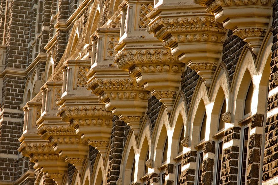 Taj Mahal Hotel, Mumbai, Bombay, Hotel, Facade, Luxury