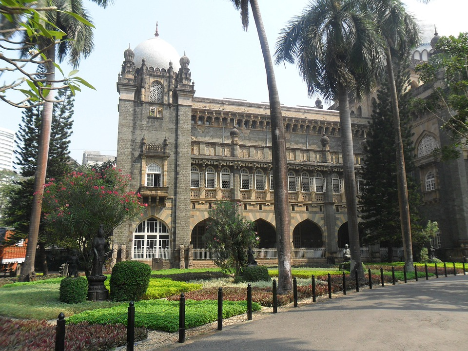 Building, Historically, Museum, India, Mumbai, Bombay