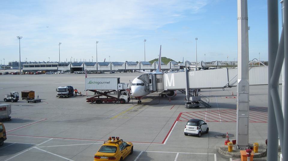 Airport, Prior To, Munich, Muc, Aircraft, Aviation