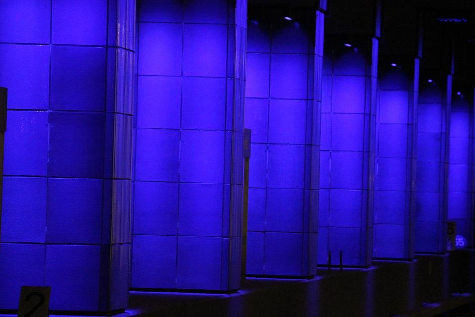 Blue, Metro, Munich Liberty, Munich