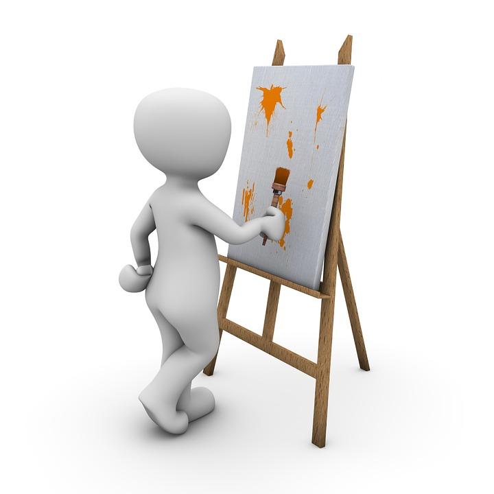 Art, Painting, Modern Art, Mural, Easel, Artists, New