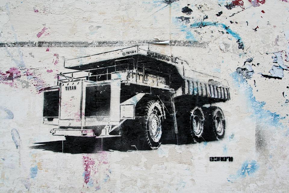 Graffiti, Sprayer, Spray, Wall, Art, Mural, Creativity
