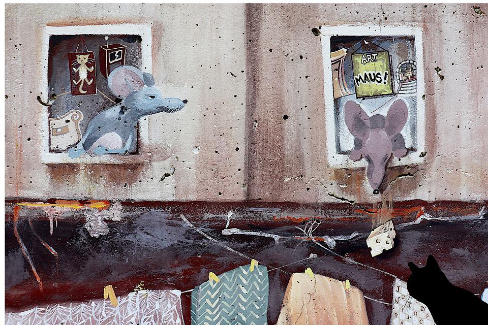 Mural, Urban Design, Urban Planning, Graffiti