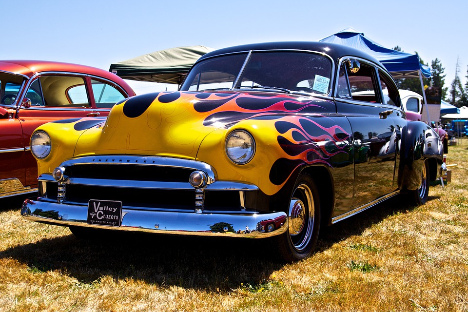 Free photo Muscle Drag Old Hotrods Custom Roadsters Cars - Max Pixel