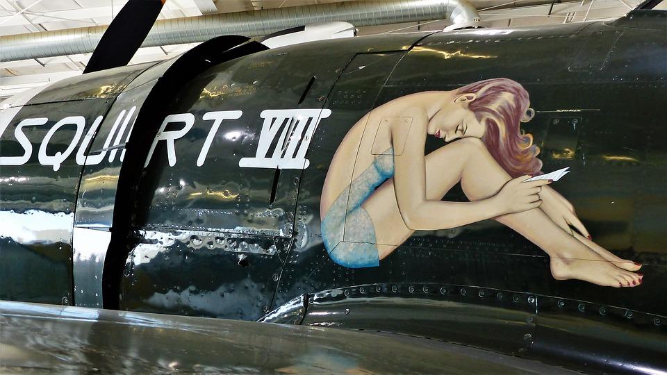 Aircraft, Museum, America, Palm Spring, Air, Transport
