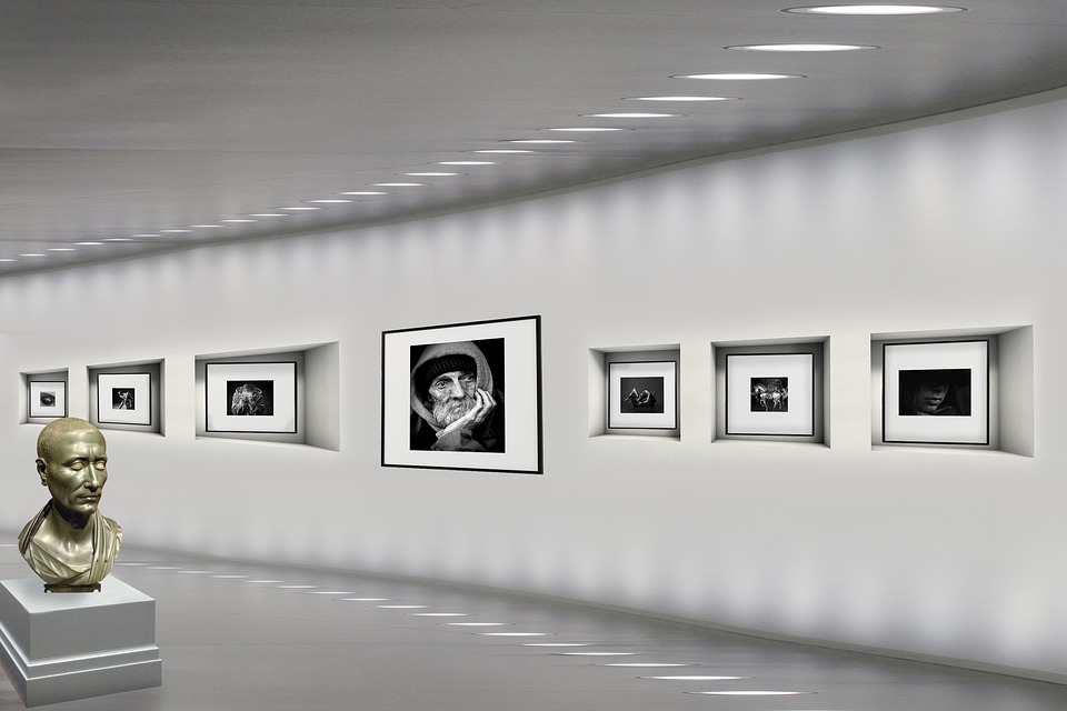 Art Gallery, Museum, Pictures, Photographs