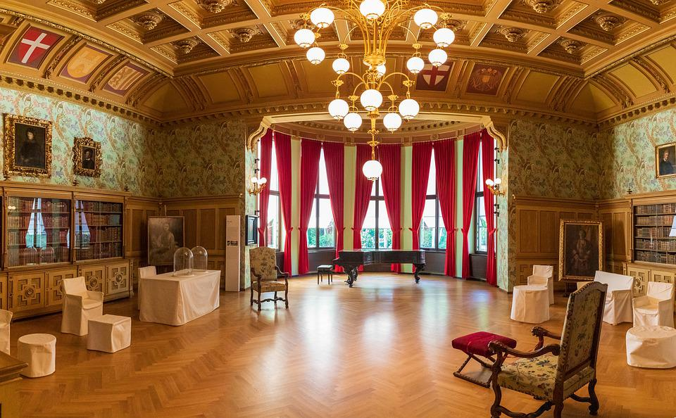 Villa, Overview, Bayreuth, Museum, Wagner, Richard