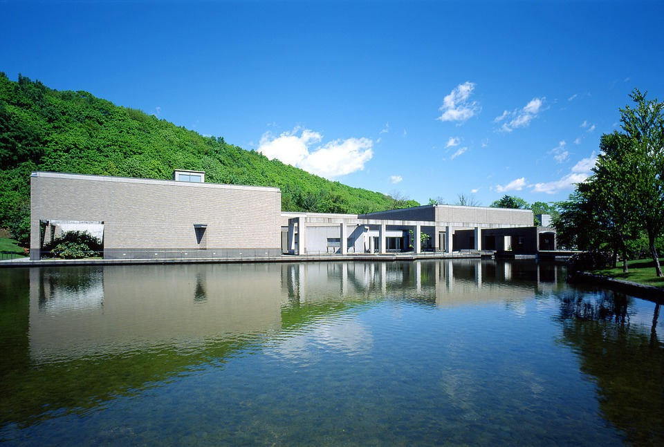 Sapporo, Japan, Art, Museum, Buildings, Landmark