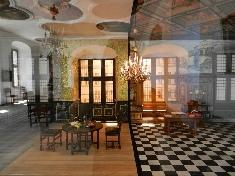 Museum, Denmark, Kronborg, Castle Of Hamlet