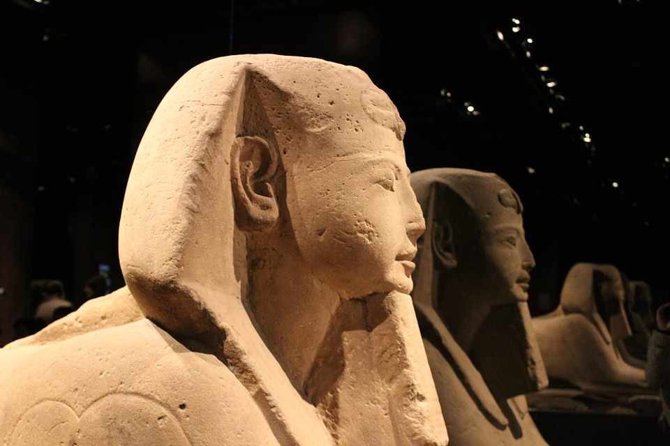 Egypt, Museum, London, Egyptian Museum, Antiquity