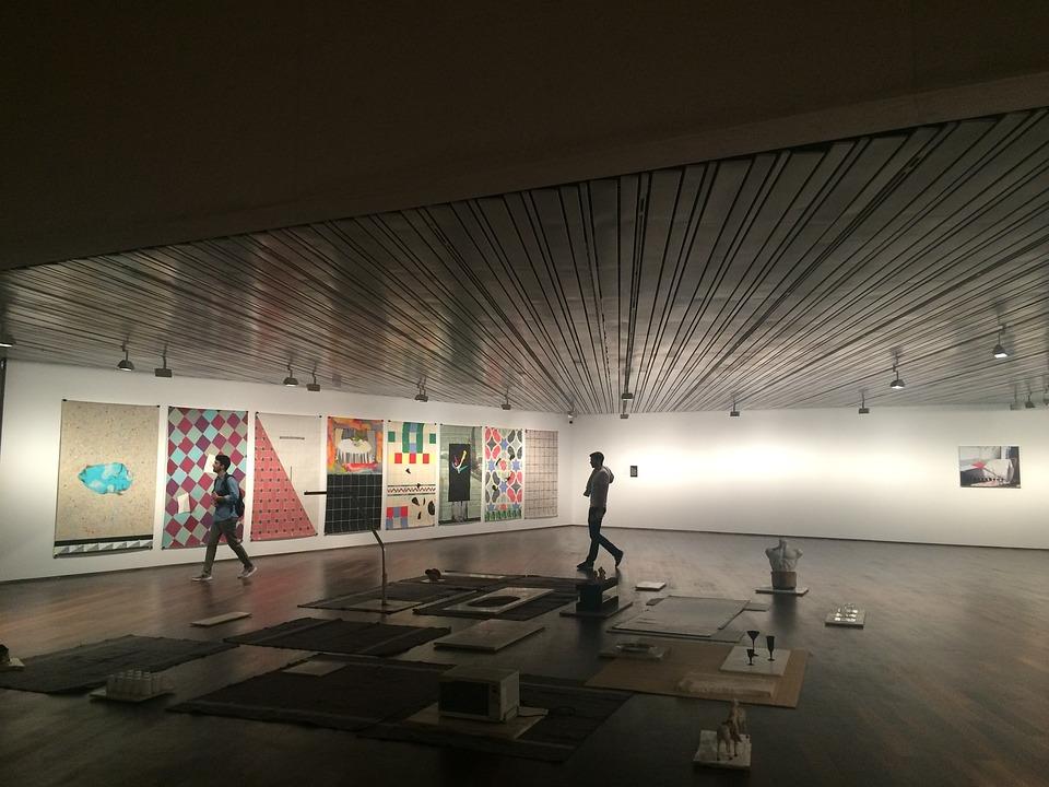 Architecture, Museum, Exhibition, Modern