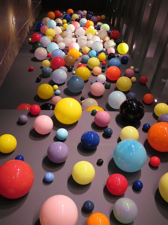 Art, Glass, Fragile, Colorful, Colors, Museum