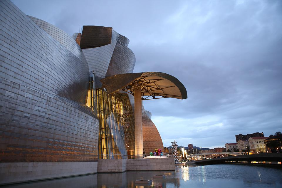 Guggenheim, Museum, Architecture, Places Of Interest