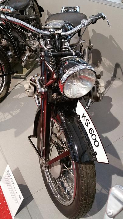 Nuremberg, Motorcycle, Museum Of Industry