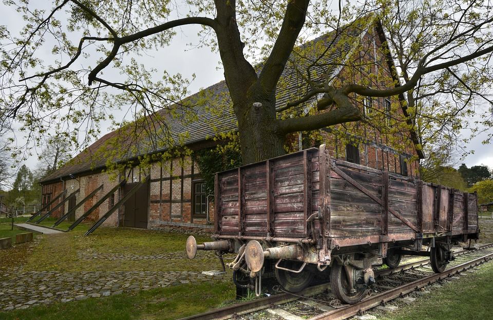 Carriage, Museum, Old, Wagon, Train