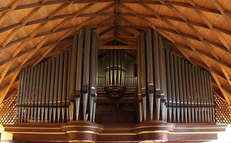 Heidelberg, Germany, Museum, Building, Organ