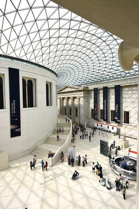Museum, Roof, Architecture, London, Landmark, History