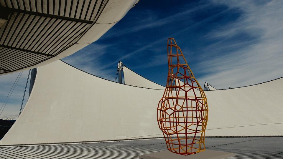 Museum, Sculpture, Exhibition