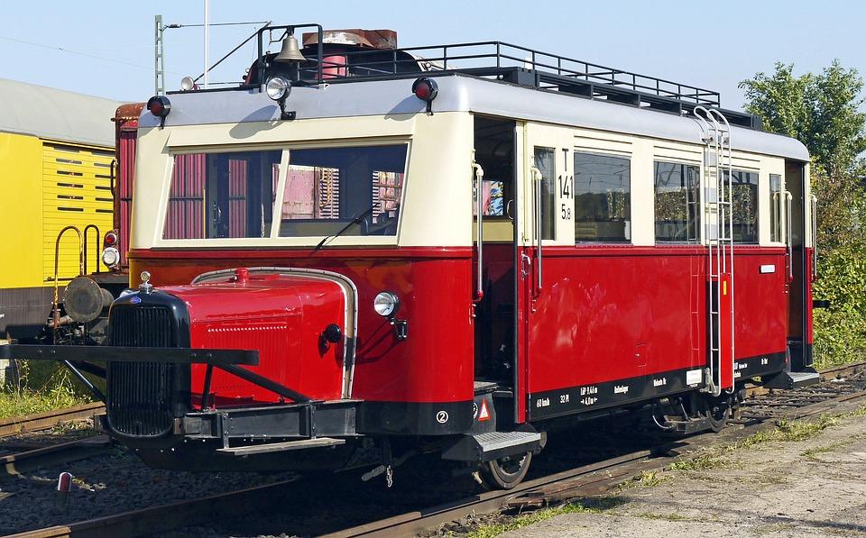 Railcar, Museum Vehicle, 1930s, Wiesmarer Railbus