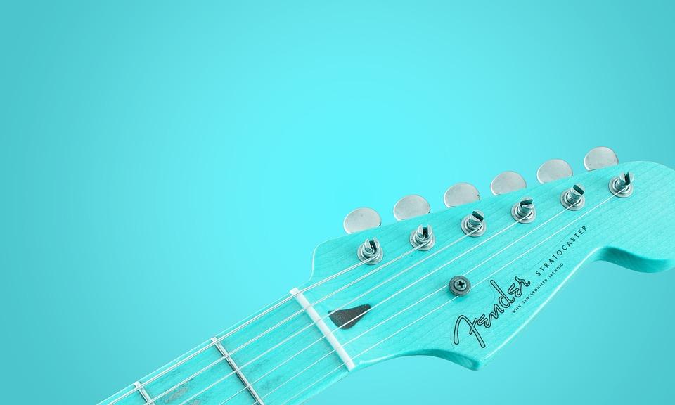 Musical Background, Guitar, Music Background, Equipment