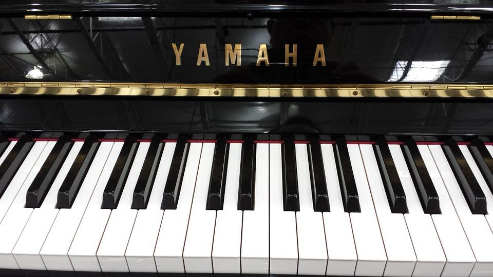 Piano, Keyboard, Music, Musical, Instrument, Black