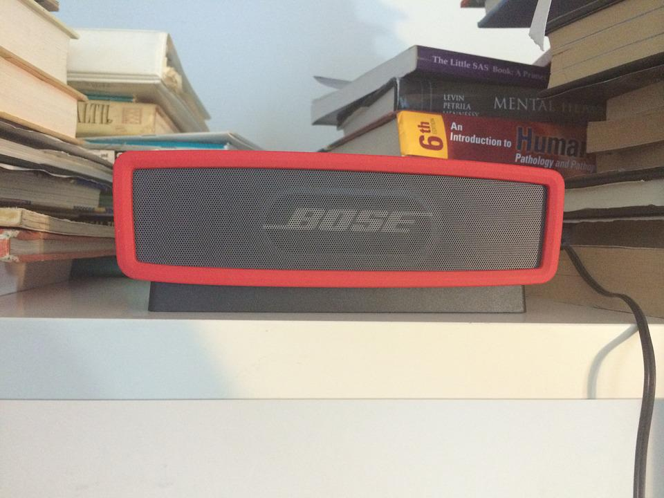 Bose Soundlink Iii, Speakers, Music