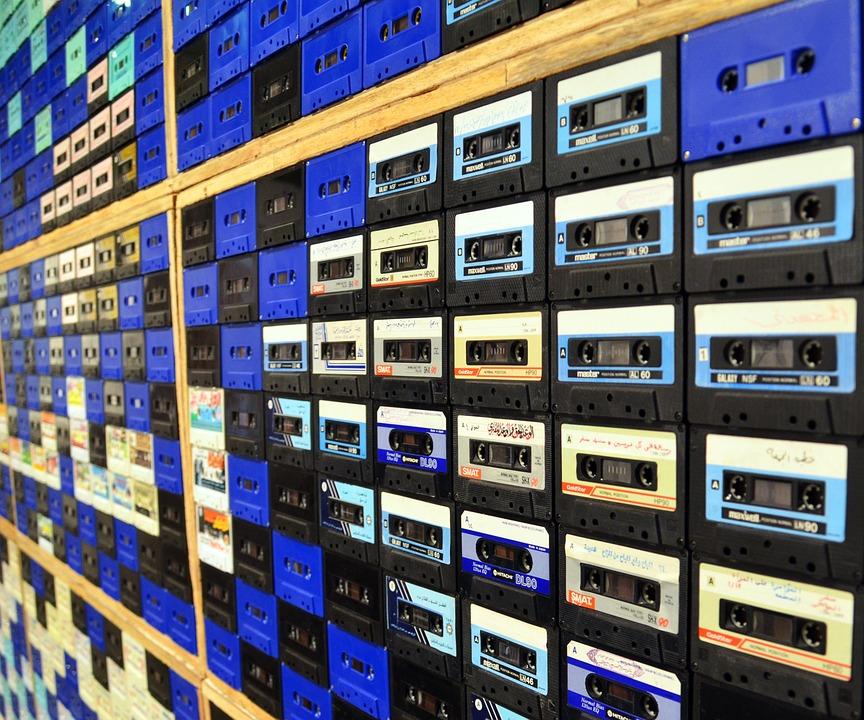 Cassettes, Music, Music Cassettes, Analog