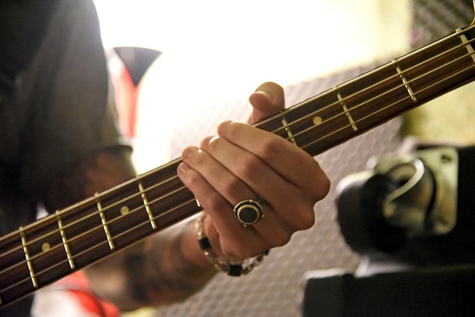 Guitar, Musician, Music, Concert, Singer, Artist, Stage