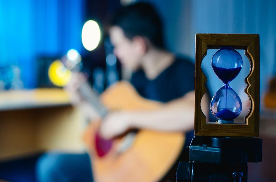 Guitar, Time, Music, Feeling, Artist, Guitarist