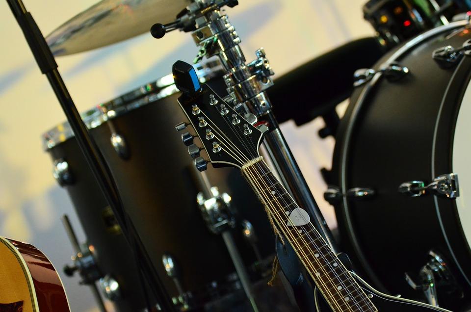 Instruments, Music, Drums, Guitar, Musical Instrument
