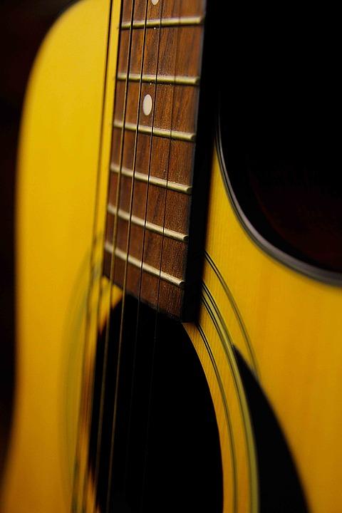 Guitar, Music, Leisure