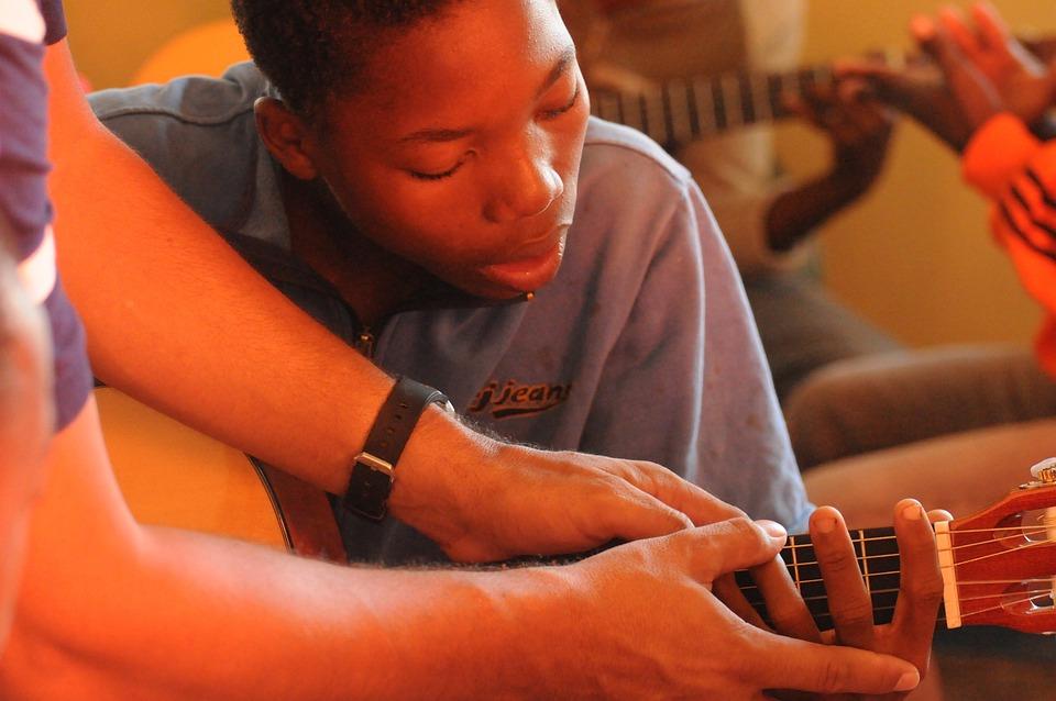 Music Lessons, Guitar, Instrument, Music