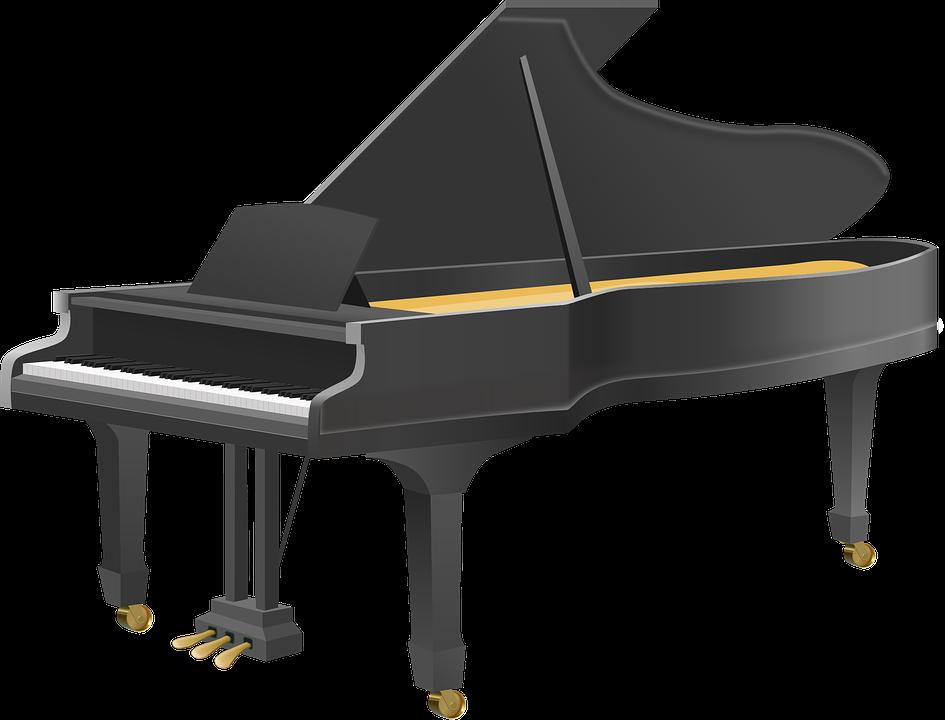 Grand Piano, Piano, Music, Musical Instrument