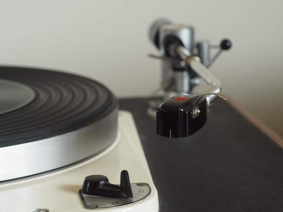 Turntable, Music, Analog, Record, Audio, Hifi, Sound