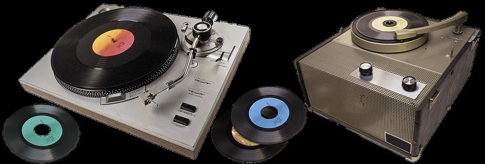 Turntable, Pickup, The Tonearm, Stereo, Music, Audio